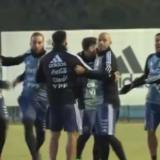 """La selección en Huracán: """"Messi comodín"""" en un reducido y la preocupación por Acuña"""