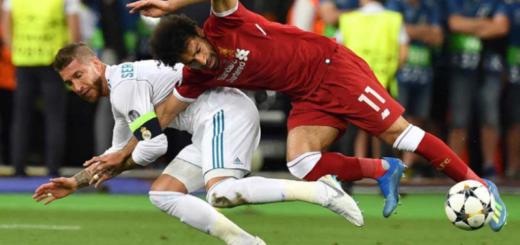 Los memes tras la lesión de Salah en final de la Champions