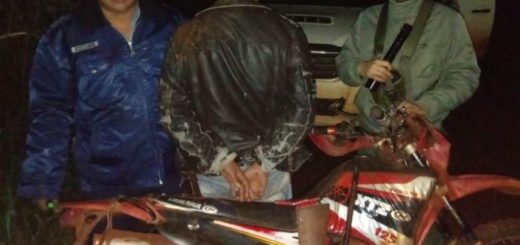 En Esperanza detuvieron a un cazador armado en una reserva