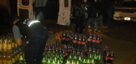 Detuvieron a un suboficial de la Policía por el robo al supermercado Chango Más