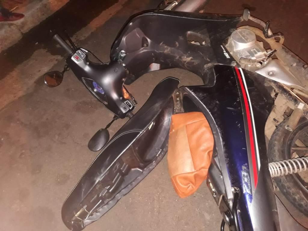 """Cayó un """"motochorro"""" que le había arrebatado la cartera a una mujer en Posadas"""