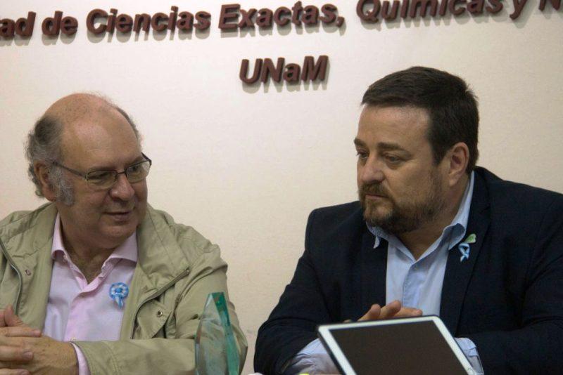 El Ministerio de Industria de Misiones y la Facultad de Ciencias Exactas rubricaron un convenio de cooperación