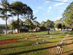 Incautaron más de tres toneladas de marihuana en Puerto Rico y Puerto Iguazú