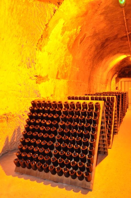 Recorriendo Reims, la zona del Champagne en Francia