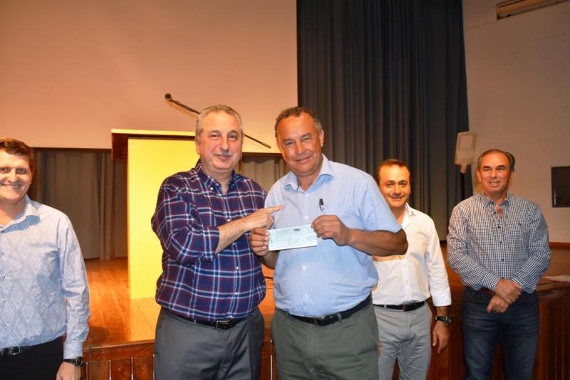 """""""Misiones no va a parar de crecer por más crisis que haya"""", dijo Passalacqua en la entrega de aportes económicos a los municipios"""