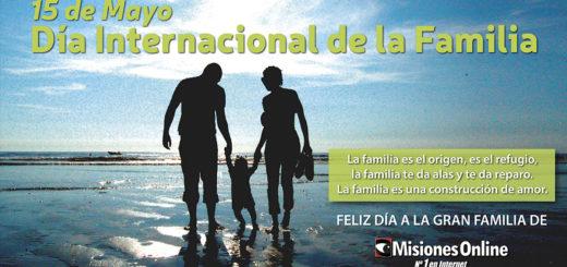 15 de mayo: ¿sabes por qué se celebra hoy el Día Internacional de la Familia?