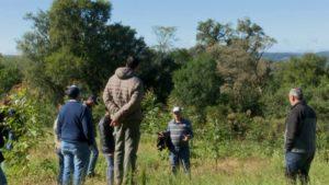 Productores forestales de Arroyo del Medio compartieron experiencias sobre ventajas en la producción clonal de eucalyptus grandis