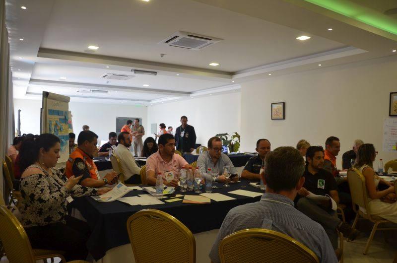 Foz de Iguazú: Analizarán cooperación conjunta ante riesgos climáticos en la región transfronteriza para desarrollar ciudades resilientes