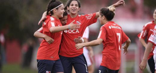 Fútbol femenino: la misionera Noelia Pianovi logró el ascenso a la Primera División con Independiente de Avellaneda