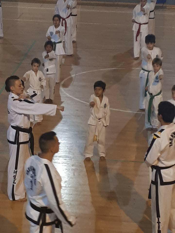 Jade Hwang en Posadas: la referente mundial de Taekwon-do dictó un inspirador seminario sobre técnicas y métodos de entrenamientos con miras al Campeonato Mundial 2019 en Brasil