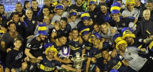 Superliga: Boca gritó bicampeón y sumó otra estrella