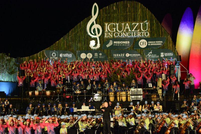 Iguazú en Concierto: una postal de talento y emoción de Misiones al mundo