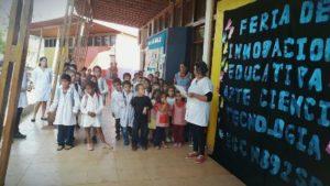 La secundaria rural mediada por TIC de San Pedro realizó su primer feria de ciencias escolar