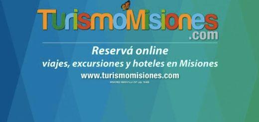 Turismo Misiones: la primera plataforma online que te lleva a recorrer los puntos turísticos más destacados de Misiones