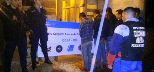 Cayó otro dealer: la Policía  incautó marihuana, dinero y celulares en Oberá