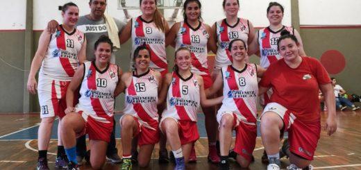 Básquet femenino: Sol Dorado lidera el torneo posadeño