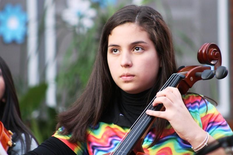 """Con el talento de chicos de todo el mundo empezó la IX edición del Festival Internacional """"Iguazú en Concierto"""""""