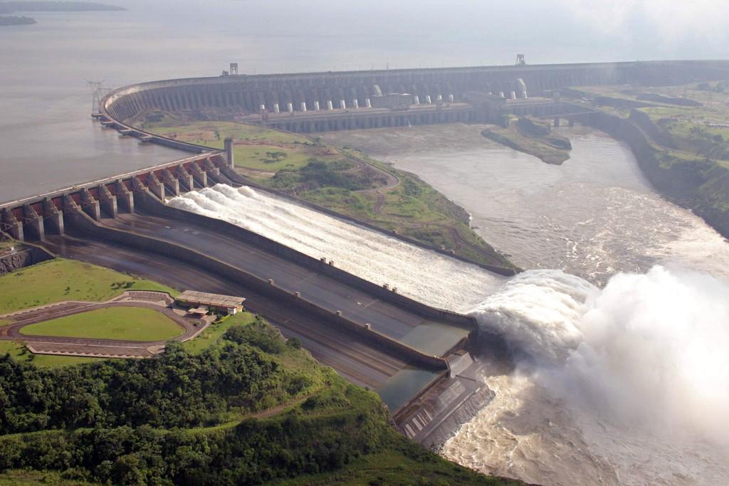 Itaipú Binacional cumplió 44 años de creación como la mayor planta en generación de energía del mundo