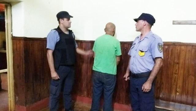Volvieron a apresar al hombre acusado del robo millonario en casa de la abogada Beccaluva