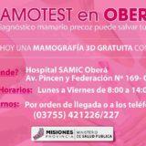 La ciencia argentina avanza en la búsqueda del mamógrafo óptico