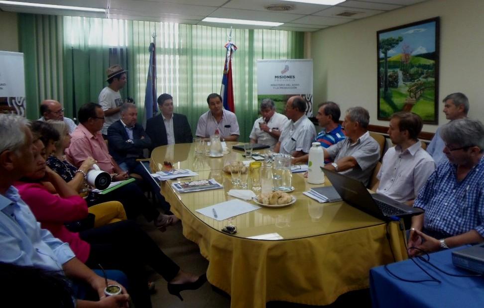 Rentabilidad baja, altos costos y presión impositiva sobre el productor siguen siendo temas de preocupación en la agenda de los empresarios forestales