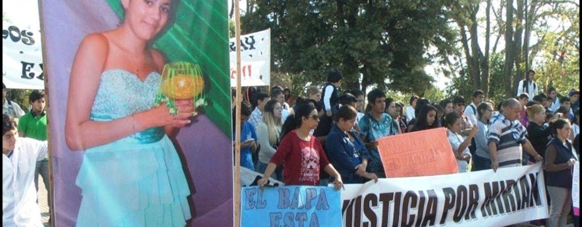 ¿Quién mató a Miriam Cubas? Tres sospechosos, un arma y una secuencia que nunca se estableció con certeza