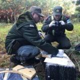 Jardín América: nuevo golpe al narcotráfico en Colonia Oasis