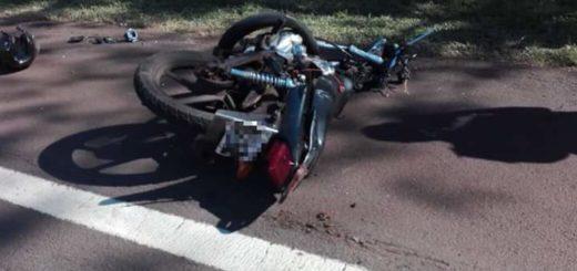 El motociclista fallecido en la ruta 12 había sido concejal por la UCR en Puerto Rico