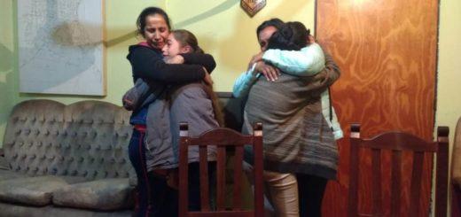Volvieron a casa dos nenas que eran intensamente buscadas desde el martes en Itaembé Miní