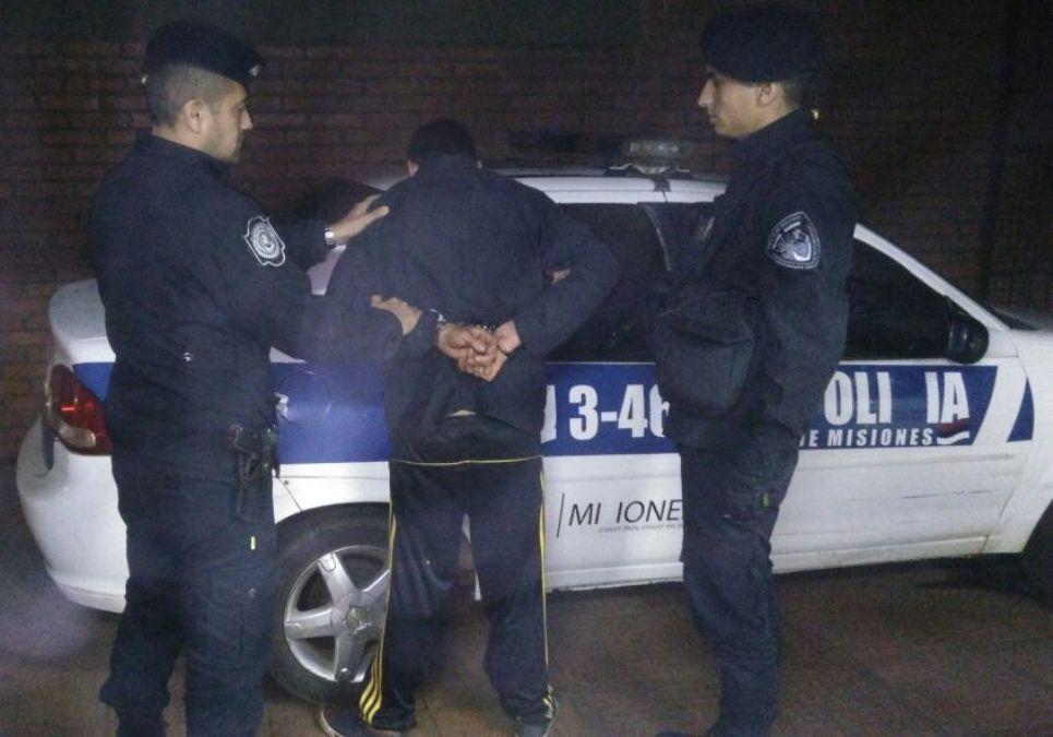 Puerto Rico: tenía libertad condicional y ahora cayó tras un raid delictivo, que incluyó un asalto