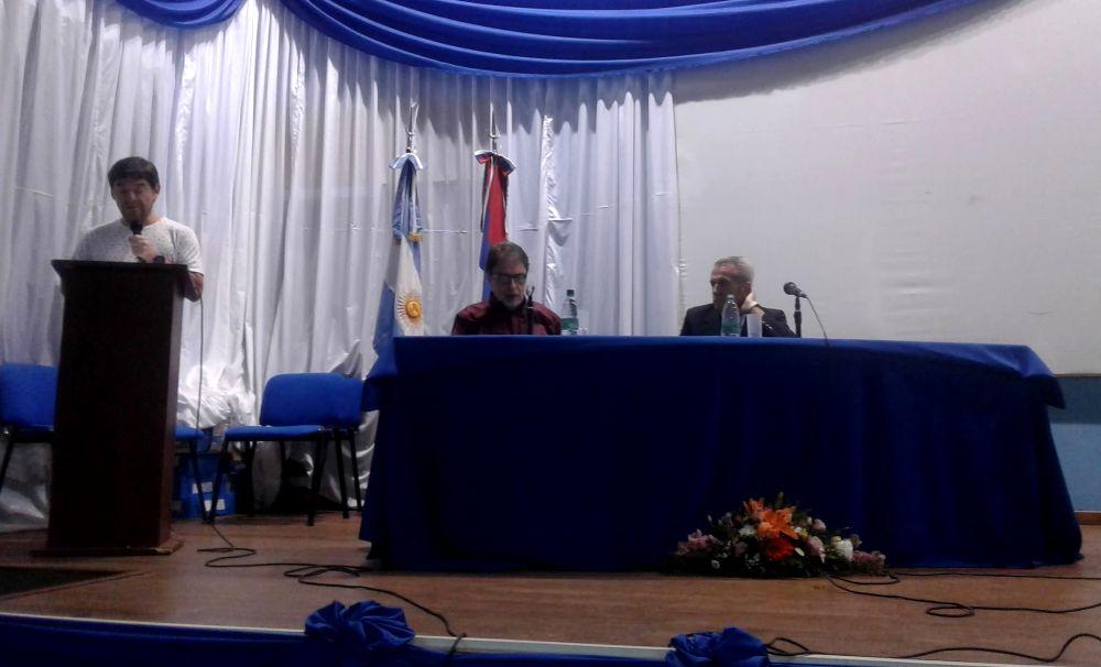 100 Años de la Reforma Universitaria: Biazzi y Abinzano analizaron aspectos históricos y jurídicos que consolidaron el sistema público universitario y los desafíos actuales