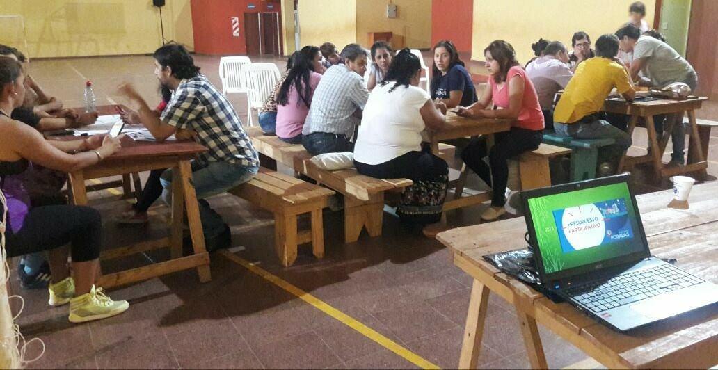 Presupuesto Participativo: se hicieron más de 30 asambleas en Posadas y siguen incorporando proyectos