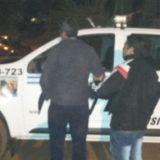 Detuvieron a jovencito que amenazó a otro en pleno centro posadeño y le robó el celular