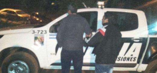 """Posadas: detuvieron a """"Puchero"""" acusado usurpar un inmueble y agredir a la dueña"""