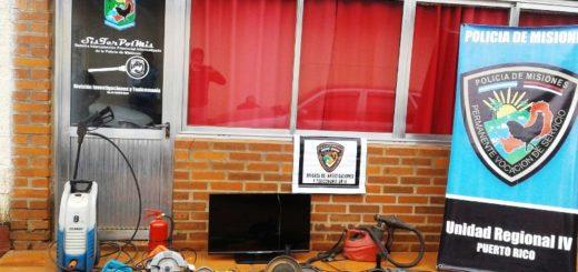 """Allanaron """"aguantaderos"""" y recuperaron insumos robados en distintos hechos en Puerto Rico"""