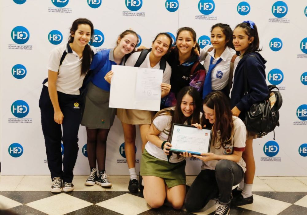Declaran de interés municipal la participación del equipo juvenil femenino High Quality Crew al Mundial de Hip-Hop 2018 en Estados Unidos