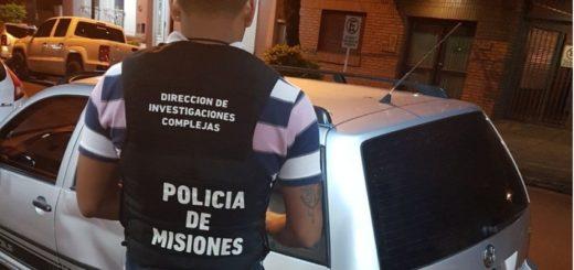 Secuestraron en Posadas un auto robado en Buenos Aires