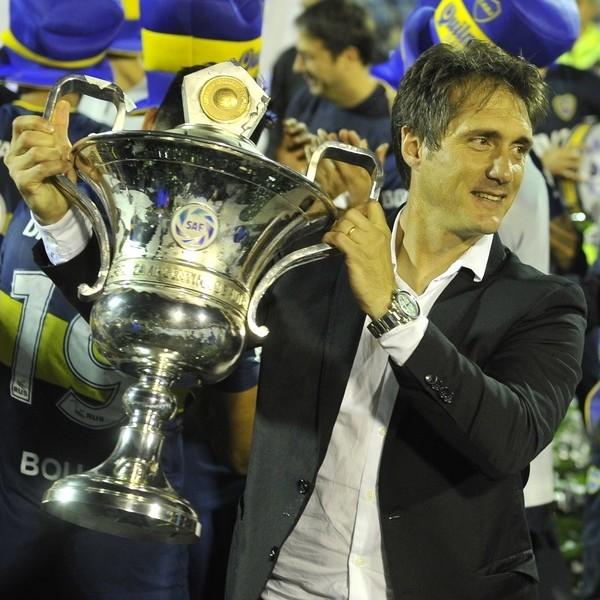 Guillermo, el más exitoso de la historia de Boca: «Fuimos justos ganadores»