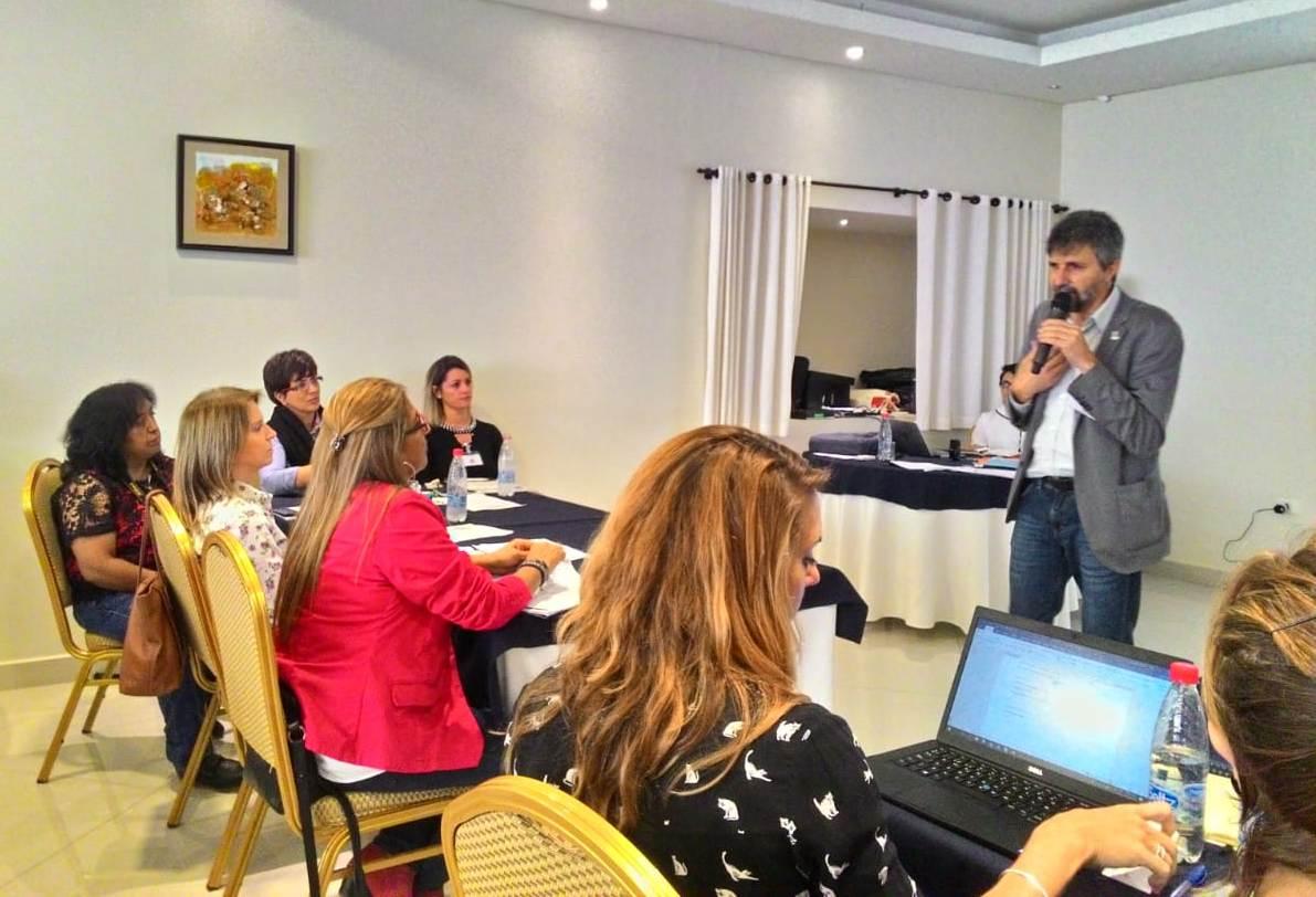Acuerdan trabajo conjunto para adaptación y riesgos climáticos con Iguazú, Ciudad del Este y Foz de Iguazú y crean un Consejo de Desarrollo Sostenible para la Región Trinacional