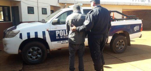 Oberá: le robó 900 pesos a su tía, lo descubrieron y terminó preso
