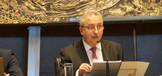 """Lea el discurso completo de Passalacqua en la Legislatura: """"Con poco, estamos haciendo lo más que podemos"""""""