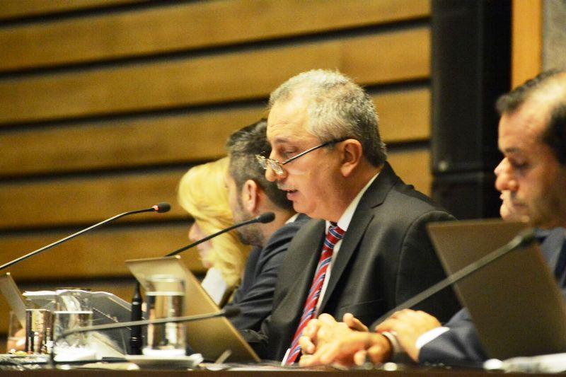 Passalacqua en la Legislatura: El Gobernador destacó el perfil social del IPLyC