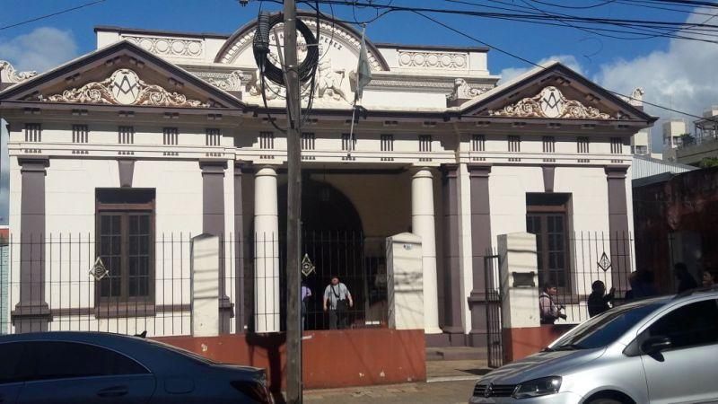La sede de la Logia Roque Pérez abrió sus puertas por el Día de los Monumentos - MisionesOnline