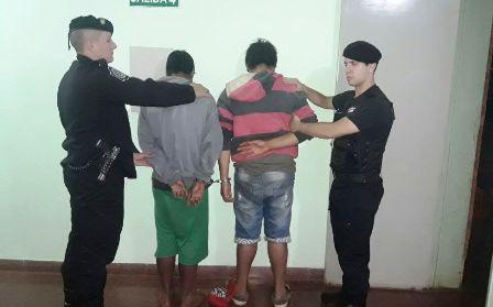Eldorado: Varios detenidos en operativo de seguridad