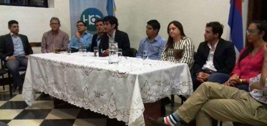Presentaron el Concejo Estudiantil Inclusivo 2018