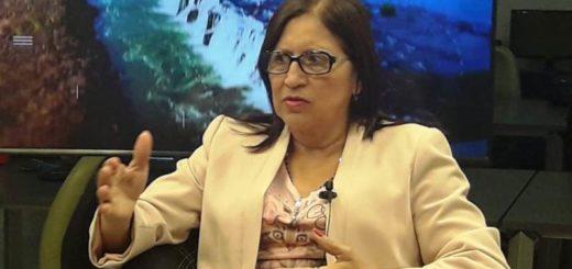 Elecciones en el IPS: Delia Pompeya Sandoval indicó que seguirán trabajando para sumar más servicios para los adultos mayores