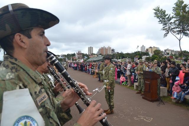 Invitan a las actividades a realizarse durante la Semana de Mayo y Día del Ejército Argentino