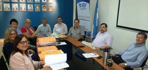 En el directorio se fijaron pautas para atención de pasivos de la familia policial del IPS