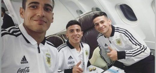 #Mundial2018: El misionero que acompaña a la Selección mostró las primeras imágenes desde Barcelona