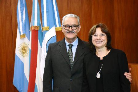 El Dr. Jorge Antonio Rojas fue electo Vicepresidente de JuFeJus